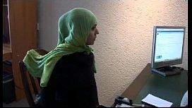 Moroccan slut Jamila tried...