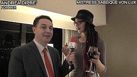 Mistress Sablique Von Lux...