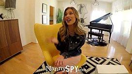 NannySpy Lying babysitter Anya...