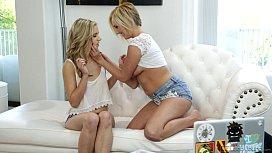 Kate England and Rachel...