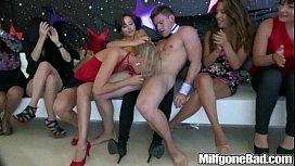 Blowjob Milf Orgy on milfgonebad hjmo-296