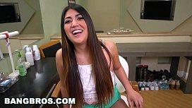 BANGBROS - Lexie Banderas Lets...