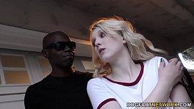 Lily Rader Interracial Gangbang...