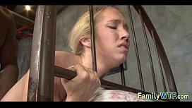 White daughter black stepdad...