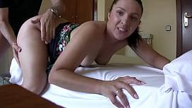 Pamela Sanchez follando en...