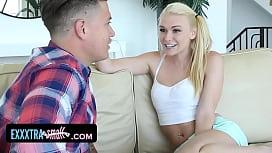 ExxxtraSmall - Girl exposed on...