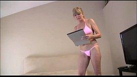 Cumblast In Bikini...