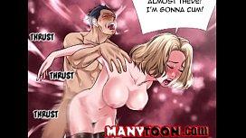 manytoon.com Sexy Cartoon and  Manga Comics  of Hentai
