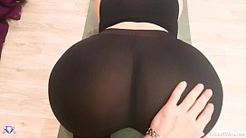 Big Booty with Leggings...
