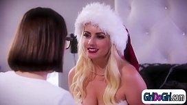 Jenna Sativa licked by...