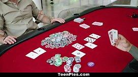 TeenPies - Poker Players Run...
