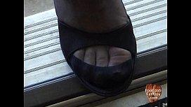 Halloween Foot Job Trick...
