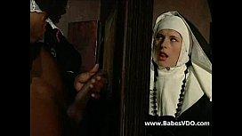Real nun wants more...