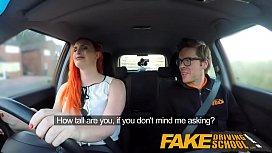 Fake Driving School Tattooed...