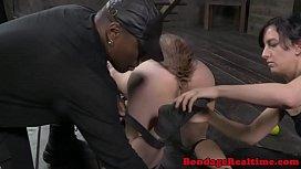 BDSM sub Bella Rossi...
