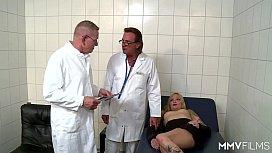 MMV FILMS Anal Checkup...