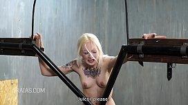 Cruel cunt punishment...