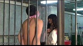Japanese Femdom CFNM Ejaculation...