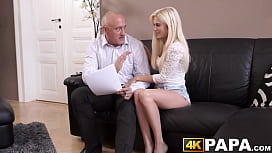 Young cheater fucked hard and wild by beefy older mans cock
