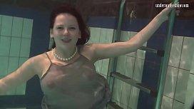 Katya Okuneva bouncing tits...