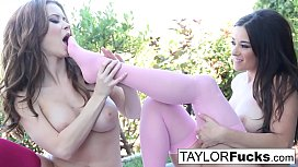 Emily Addison and Taylor...