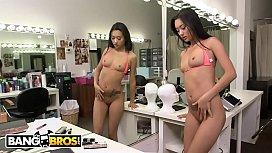 BANGBROS - Chinese Teen Alina...
