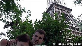 Eiffel Tower in Parice...