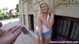 Pov teenager jizz money...