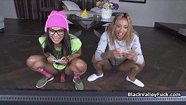 Black gamer chicks sharing...