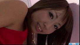 Aya young Asian plays...