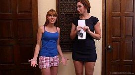 Marie McCray and Jodi...