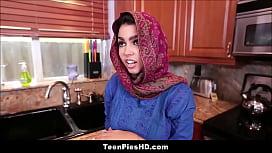 Virgin Muslim Teen With...