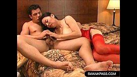 Busty Asian Babe Jade...