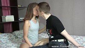 Teeny Lovers - Creampied classmate Jalace