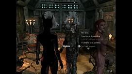 Skyrim - Animated Prostitution - Part...