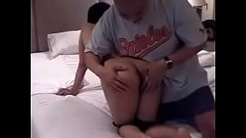 Tussy4u - Asian Threesome Fuck FFM Danny And Koh
