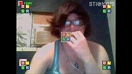 Huge boobs webcam...