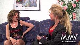 MMV FILMS Mature Lesbian...