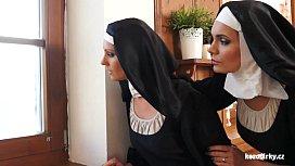 Cathlic nuns sexual adventures...