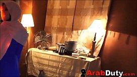 Arab Working Girl Fucked...