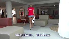Naomi1 rencontre Lexo...
