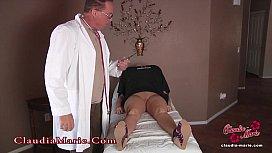 Claudia Marie Fake Tits...