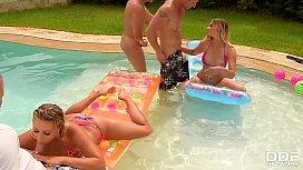 Spring Break Pool Party...