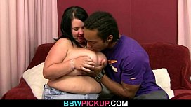 Black dude licks and...