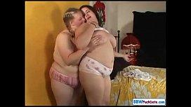 Chubby Slutty BBW Lesbians...
