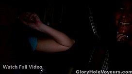 Two Chicks One Gloryhole...