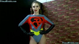 Soviet SuperGirl Captured, Humiliated And Fucked! moms fucking sons