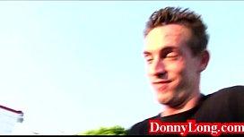 Donny Long tag teams...
