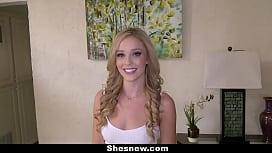 TeamSkeet - Hot Sexy Blonde...