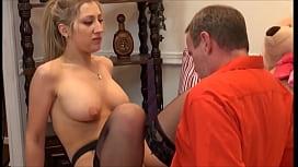Big Tit Teen Gives...